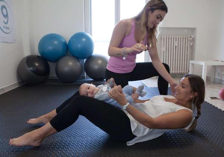 Corso Mamma gym